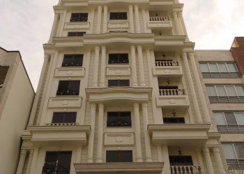 ساختمان مسکونی مارکدار موتانا