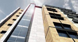 برج مسکونی مقصود بیک