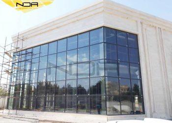 پروژه کتابخانه مرکزی تبریز